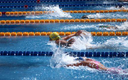 Regreso de la natación trajo consigo cuatro récords nacionales