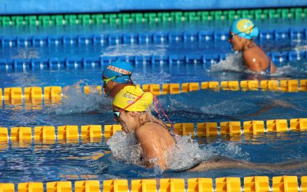 Nadadores del Grupo A de vuelta a las competencias este fin de semana