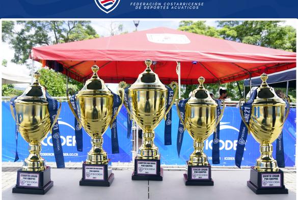 Campeones Nacionales-Campeonato Nacional por equipos FECODA 2021