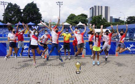 Natación Belén se consagra campeón por equipos